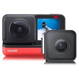 Insta360 ONE R Twin Edition action camera, Action cam