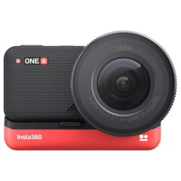 Insta360 ONE R 1-Inch Edition Caméra action