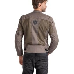 Motorcycle summer jacket Revit Eclipse green ,Motorcycle Textile Jackets