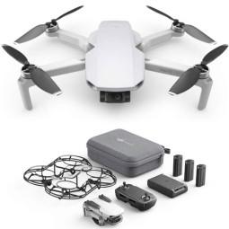 Drone Dji Mavic Mini Fly More Combo pieghevole, Droni