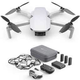 Drone Dji Mavic Mini Fly More Combo Plegable, Drones