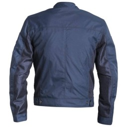 Summer motorcycle jacket Helstons Shelby blue ,Motorcycle Textile Jackets