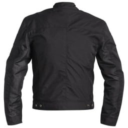 Summer motorcycle jacket Helstons Shelby black ,Motorcycle Textile Jackets