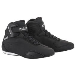 Alpinestar Sektor black motorcycle shoes ,Motorcycle Racing Boots