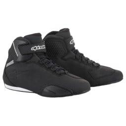 Chaussures moto Alpinestars Sektor noir
