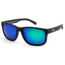 Sonnenbrille Roeg Moto Billy schwarz gelb