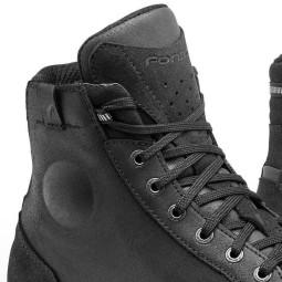 Zapato moto Forma Boots Lounge negro, Zapatos Motos Urban