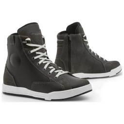 Scarpe moto Forma Boots Lounge grigio