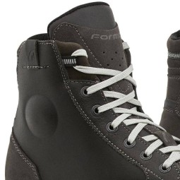 Zapato moto Forma Boots Lounge gris