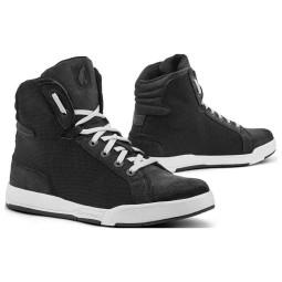 Motorradschuh Forma Boots Swift J Dry black, Motorradschuhe Urban