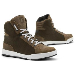Motorcycle shoe Forma Boots Swift J Dry brown, Motorcycle Shoes Urban