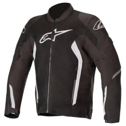 Motorcycle Jacket Alpinestars Viper v2 Air black ,Motorcycle Textile Jackets