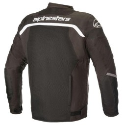 Giubbotto moto Alpinestars Viper v2 Air nero, Giubbotti e Giacche Tessuto Moto