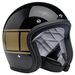 Motorrad helm Biltwell Bonanza Holeshot
