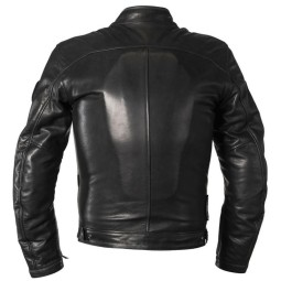 Giacca motociclista pelle Helstons Indy nero