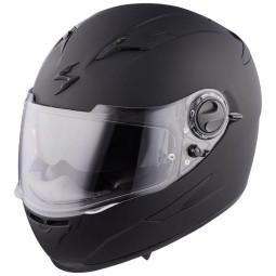Casco de moto Scorpion Exo-490 Solid negro mate ,Cascos Integrales