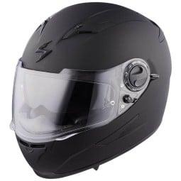 Motorrad helm Scorpion Exo-490 Solid Matt-schwarz