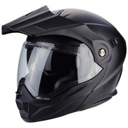 Motorcycle helmet Scorpion ADX-1 Solid black matte