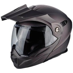 Motorrad helm Scorpion ADX-1 Solid anthrazit, Endurohelme