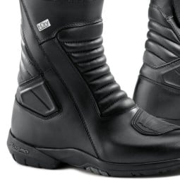 Forma Jasper Hdry motorcycle boots black, Motorcycle Touring Boots