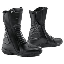 Forma Cortina Hdry motorcycle boots black, Motorcycle Touring Boots