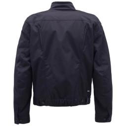 Motorradjacke Blauer HT Billy Blau ,Motorrad Textiljacken