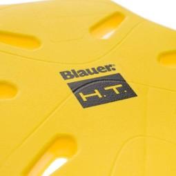 Rückenprotektor Blauer HT gelb