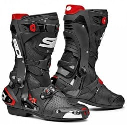 Sidi Rex Air boots black, Motorcycle Racing Boots