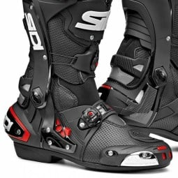 Stivali Sidi Rex Air nero, Stivali Moto Racing