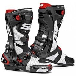Sidi Rex Air boots white black