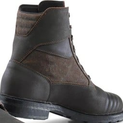 Motorcycle shoes TCX Rook WP brown, Motorcycle Shoes Urban
