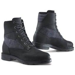 Zapatos moto TCX Rook WP negro, Zapatos Motos Urban