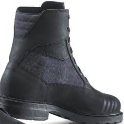 Motorcycle shoes TCX Rook WP black, Motorcycle Shoes Urban