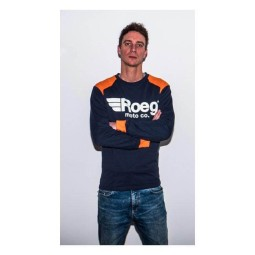 Roeg Moto Ricky Jersey navy orange