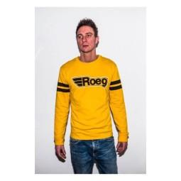Camisa Roeg Moto Ricky amarillo