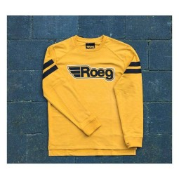 Roeg Ricky Moto Jersey gelb, Sweatshirts und Pullover