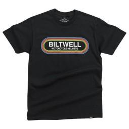 Biltwell T-Shirt Rock n Roll nera, T-Shirts