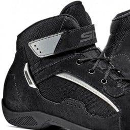 Zapatos Sidi Duna negro, Botas Touring Moto