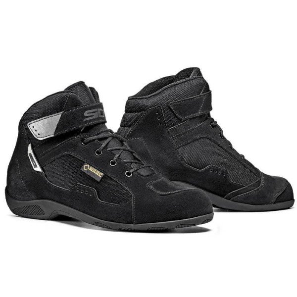 Sidi Duna Gore Tex shoes, Motorcycle Touring Boots