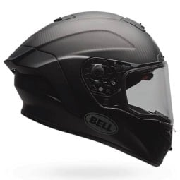 Casco Bell Race Star Flex DLX nero opaco, Caschi Integrali