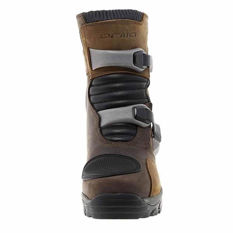 cerca il più recente reputazione affidabile 50-70% di sconto Stivali Moto FORMA Adventure Low Brown