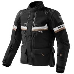 Motorrad-jacke Revit Dominator GTX schwarz