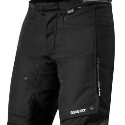 Motorrad Hose REVIT Defender Pro GTX Schwarz ,Motorradhosen