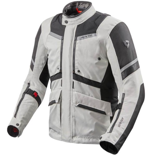 Revit Neptune 2 GTX Jacket silver black