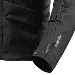 Revit Neptune 2 GTX jacket black yellow fluo