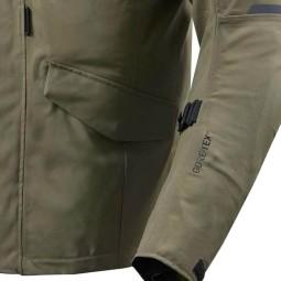 Revit Trench GTX dark green jacket