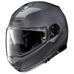 Nolan n100 5 Ncom Classic vulcan grey helmet, Modular Helmets