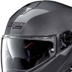 Casco moto Nolan n100 5 Classic vulcan grey