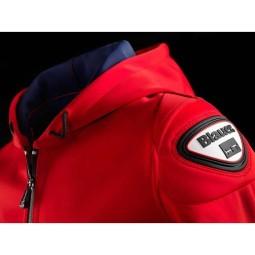 Chaqueta moto Blauer HT Easy Woman 1.1 rojo, Chaquetas moto