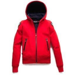 Blauer HT Easy Woman 1.1 red jacket, Motorcycle jackets